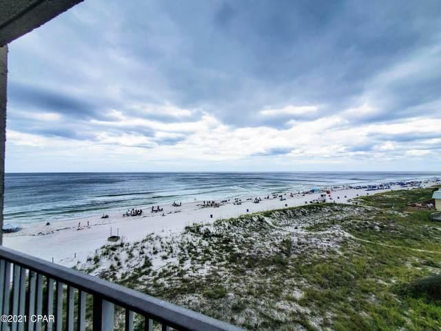 7205 Thomas Drive A402, Panama City Beach, FL 32408 (MLS #713613) :: Counts Real Estate Group