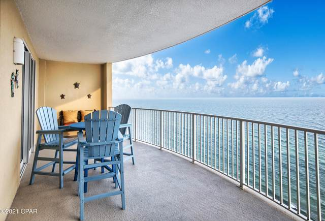 17545 Front Beach Road #2306, Panama City Beach, FL 32413 (MLS #713623) :: Berkshire Hathaway HomeServices Beach Properties of Florida