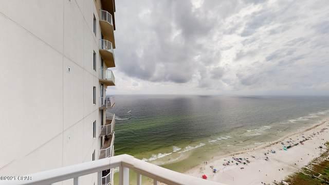 16819 Front Beach Road #2500, Panama City Beach, FL 32413 (MLS #713739) :: The Premier Property Group