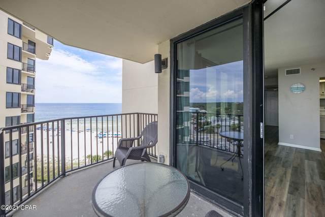 9850 S Thomas Drive 801W, Panama City Beach, FL 32408 (MLS #713824) :: Counts Real Estate Group