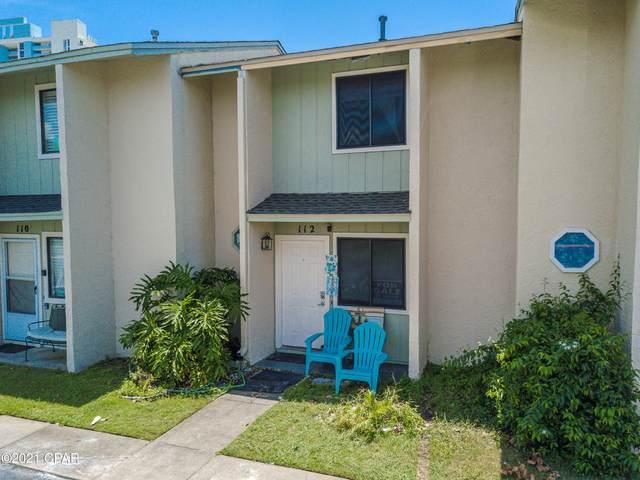 112 Robin Lane, Panama City Beach, FL 32407 (MLS #713956) :: Counts Real Estate Group
