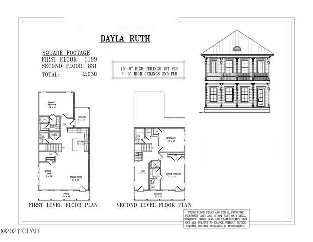9308 N Lagoon Drive Lot 8, Panama City Beach, FL 32408 (MLS #714024) :: Counts Real Estate Group, Inc.