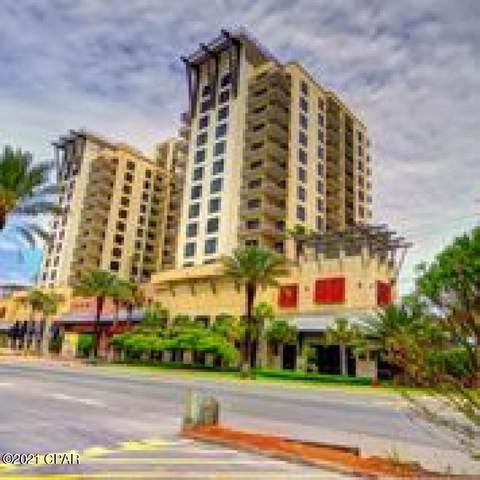 15100 Front Beach Road #1417, Panama City Beach, FL 32413 (MLS #714145) :: Team Jadofsky of Keller Williams Realty Emerald Coast