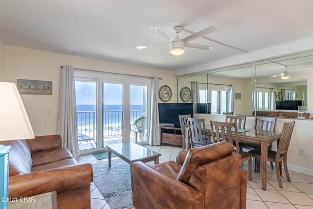 8743 Thomas Drive #604, Panama City Beach, FL 32408 (MLS #714173) :: Berkshire Hathaway HomeServices Beach Properties of Florida