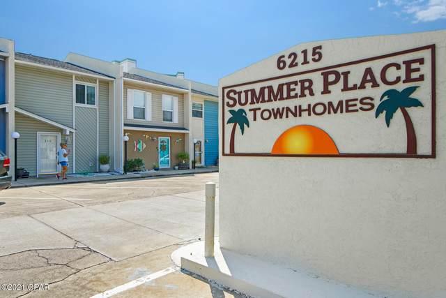 6215 Thomas Drive #113, Panama City Beach, FL 32408 (MLS #714303) :: Scenic Sotheby's International Realty