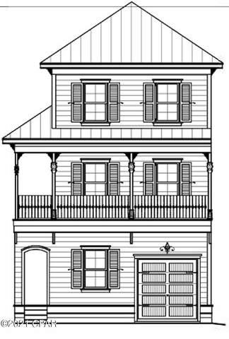 9308 N Lagoon Drive Lot 12, Panama City Beach, FL 32408 (MLS #714410) :: Counts Real Estate Group, Inc.