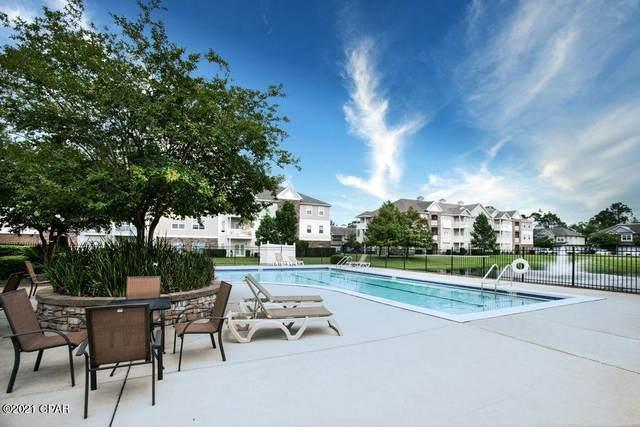 2105 Avensong Lane C-4, Panama City Beach, FL 32408 (MLS #714465) :: Counts Real Estate Group