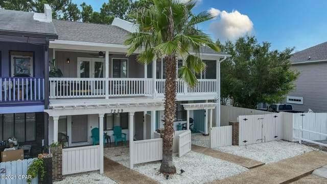 7229 S Lagoon Drive, Panama City Beach, FL 32408 (MLS #714502) :: Team Jadofsky of Keller Williams Realty Emerald Coast