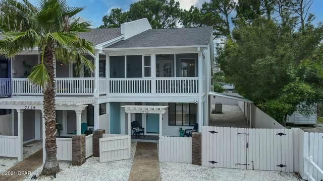 7231 S Lagoon Drive, Panama City Beach, FL 32408 (MLS #714503) :: Team Jadofsky of Keller Williams Realty Emerald Coast