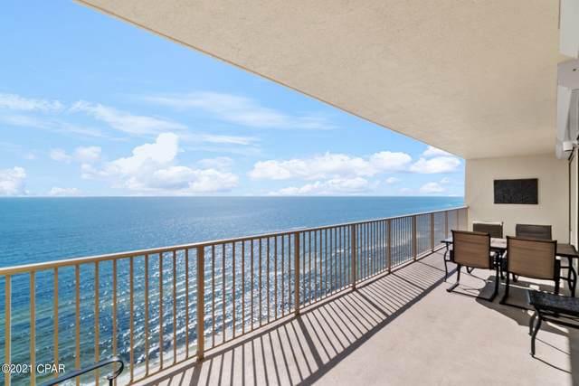 8715 Surf Drive #2002, Panama City Beach, FL 32408 (MLS #714505) :: The Ryan Group
