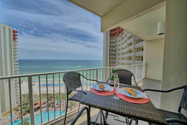 9900 S Thomas Drive #1512, Panama City Beach, FL 32408 (MLS #714506) :: Counts Real Estate Group