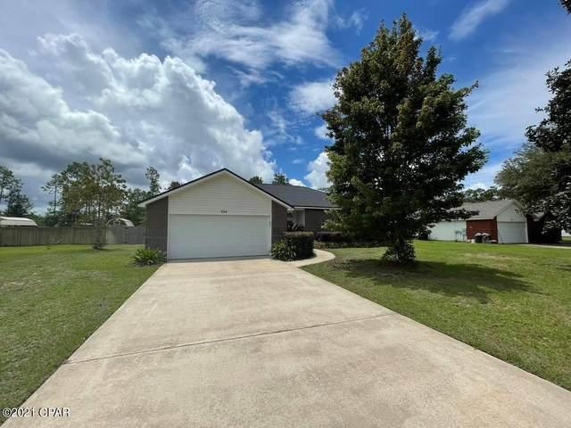 224 White Oaks Boulevard, Panama City, FL 32409 (MLS #714601) :: Berkshire Hathaway HomeServices Beach Properties of Florida