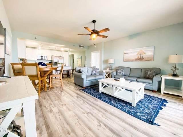 9902 S Thomas Drive #1534, Panama City Beach, FL 32408 (MLS #714814) :: The Premier Property Group