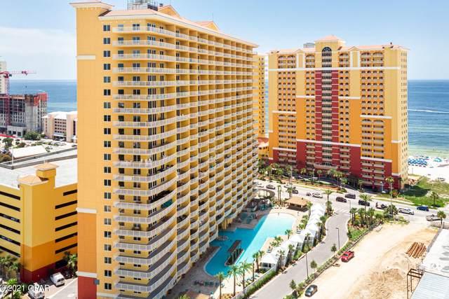 15928 Front Beach Road #1203, Panama City Beach, FL 32413 (MLS #715105) :: Corcoran Reverie