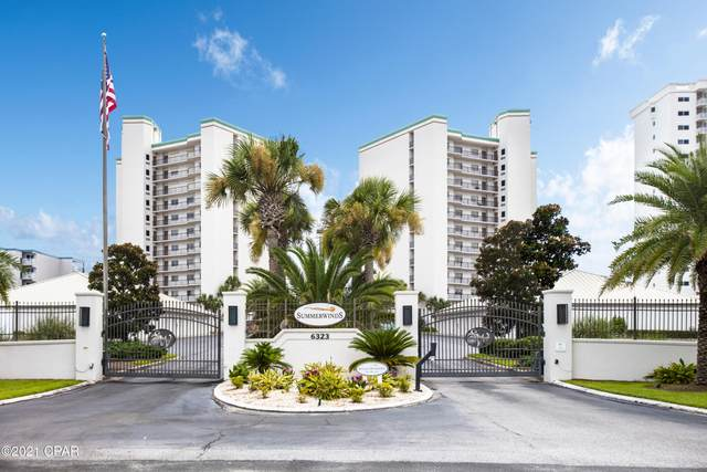 6323 Thomas Drive 103A, Panama City Beach, FL 32408 (MLS #715168) :: Counts Real Estate Group