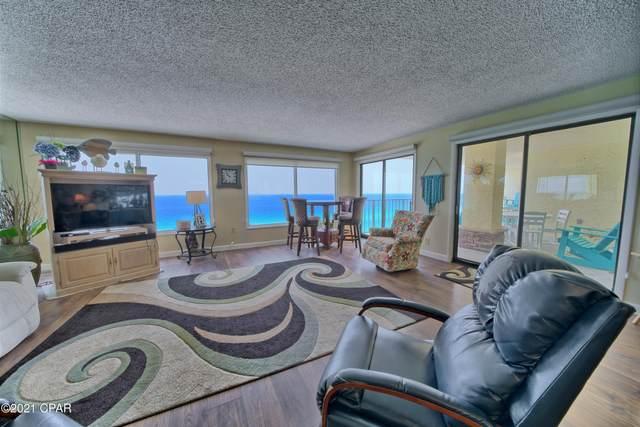 5801 Thomas Drive #1404, Panama City Beach, FL 32408 (MLS #715221) :: Scenic Sotheby's International Realty
