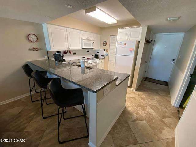 7205 Thomas Drive C104, Panama City Beach, FL 32408 (MLS #715235) :: Keller Williams Realty Emerald Coast