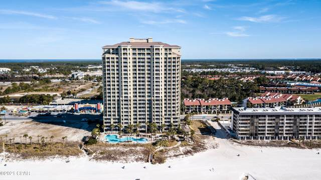 11807 Front Beach Road 1-909, Panama City Beach, FL 32407 (MLS #715539) :: Counts Real Estate Group