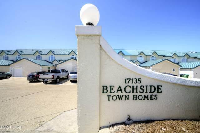 17135 Front Beach Road #16, Panama City Beach, FL 32413 (MLS #715733) :: Team Jadofsky of Keller Williams Realty Emerald Coast