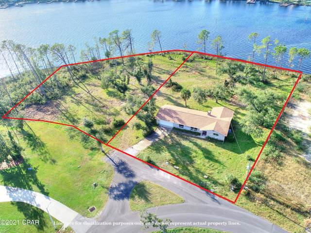 503 N Bay Drive A&B, Lynn Haven, FL 32444 (MLS #715814) :: Berkshire Hathaway HomeServices Beach Properties of Florida