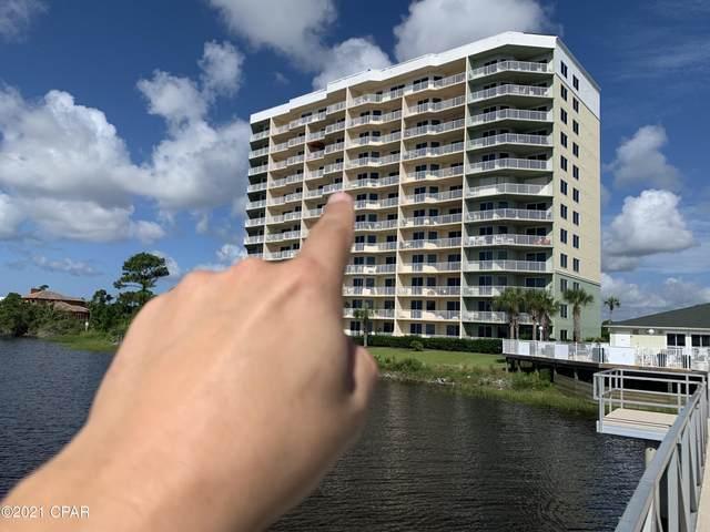 6504 Bridge Water Way #703, Panama City Beach, FL 32407 (MLS #715861) :: Beachside Luxury Realty