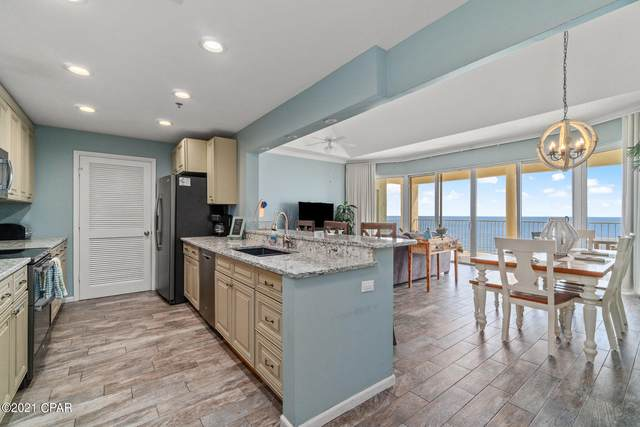 10509 Front Beach Road #1404, Panama City Beach, FL 32407 (MLS #716034) :: Counts Real Estate Group