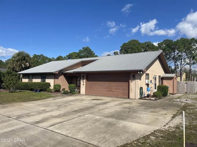 136 Grand Lagoon Shores Drive, Panama City Beach, FL 32408 (MLS #716057) :: Counts Real Estate Group