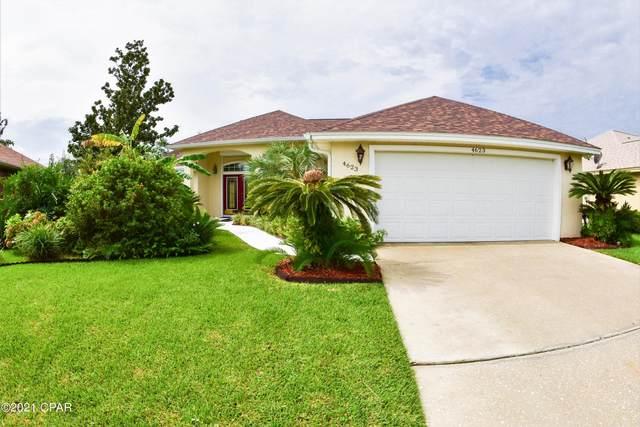 4623 Delwood View Boulevard, Panama City Beach, FL 32408 (MLS #716249) :: Berkshire Hathaway HomeServices Beach Properties of Florida