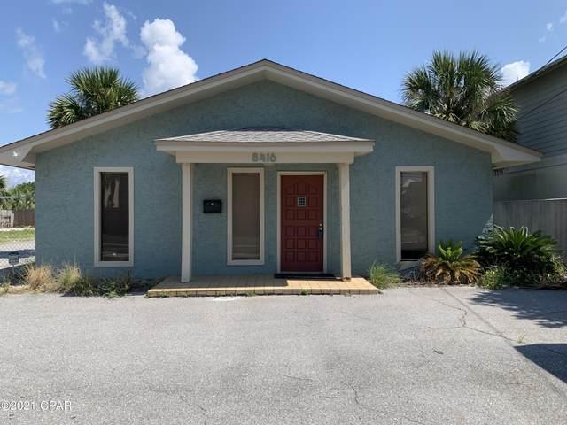 8416 Thomas Drive, Panama City Beach, FL 32408 (MLS #716382) :: Counts Real Estate Group