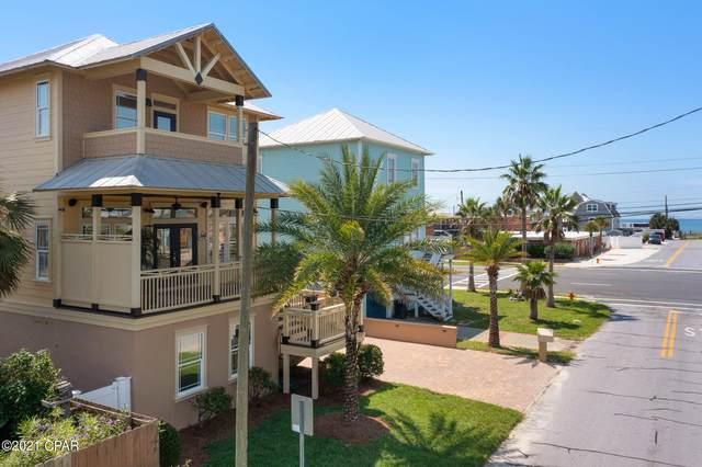 4109 Hurt Street, Panama City Beach, FL 32408 (MLS #716451) :: Berkshire Hathaway HomeServices Beach Properties of Florida
