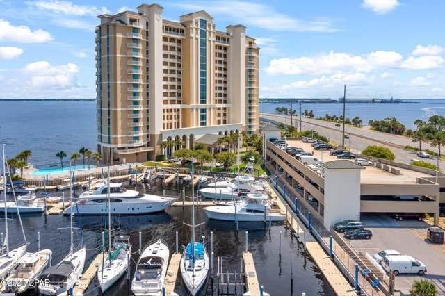 6422 W Highway 98 #1504, Panama City Beach, FL 32407 (MLS #716481) :: Scenic Sotheby's International Realty