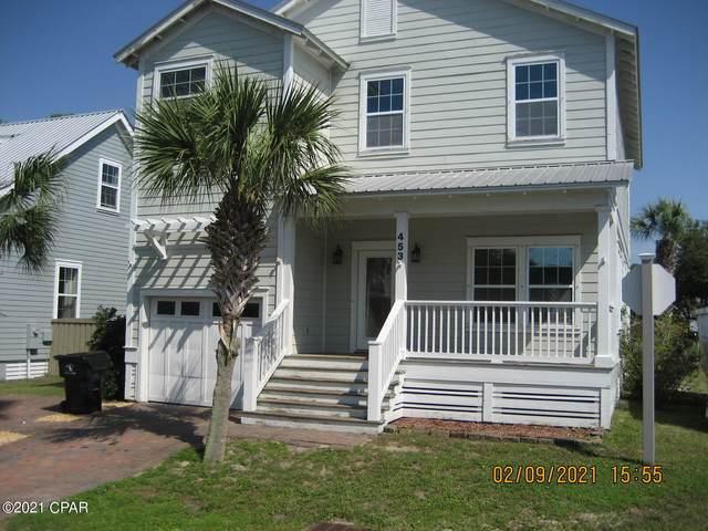 453 Paradise Boulevard, Panama City Beach, FL 32413 (MLS #716497) :: Berkshire Hathaway HomeServices Beach Properties of Florida