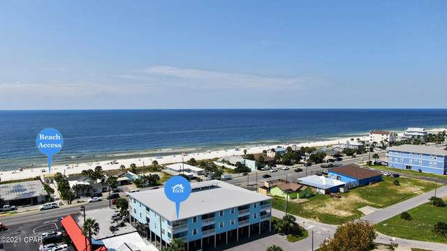 13020 Front Beach Road #107, Panama City Beach, FL 32407 (MLS #716587) :: Counts Real Estate Group