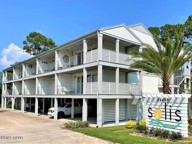24400 Panama City Beach Parkway #203, Panama City Beach, FL 32413 (MLS #716726) :: Anchor Realty Florida