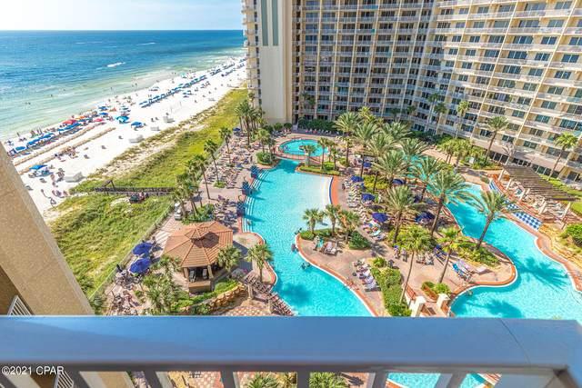 9900 S Thomas Drive #1028, Panama City Beach, FL 32408 (MLS #716746) :: The Premier Property Group