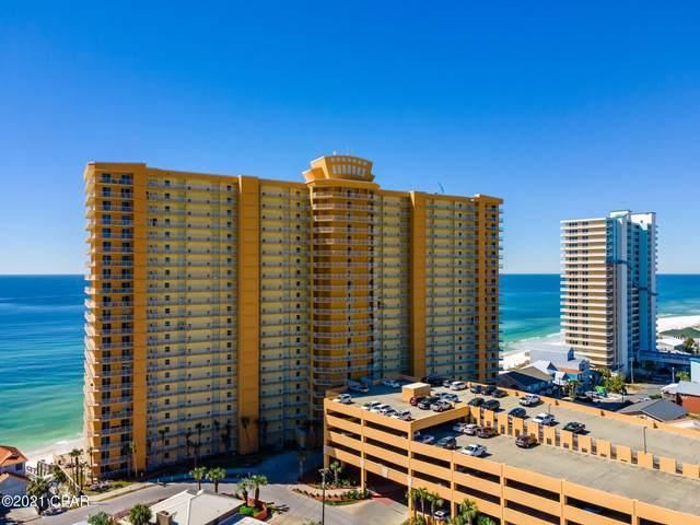 5004 Thomas Drive #2007, Panama City Beach, FL 32408 (MLS #717240) :: The Premier Property Group