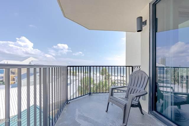 9850 S Thomas Drive 401E, Panama City Beach, FL 32408 (MLS #717316) :: The Premier Property Group