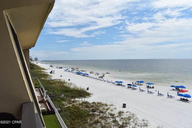 8200 Surf Drive Drive C401, Panama City Beach, FL 32408 (MLS #717476) :: Counts Real Estate Group