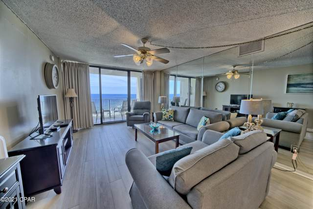 7205 Thomas Drive A602, Panama City Beach, FL 32408 (MLS #717556) :: Counts Real Estate Group