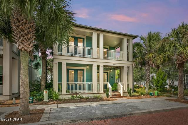195 W Seacrest Beach Boulevard, Inlet Beach, FL 32461 (MLS #717602) :: Scenic Sotheby's International Realty