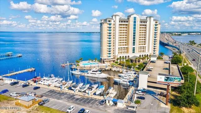 6422 W Hwy 98 606 Highway #606, Panama City Beach, FL 32407 (MLS #717786) :: Scenic Sotheby's International Realty