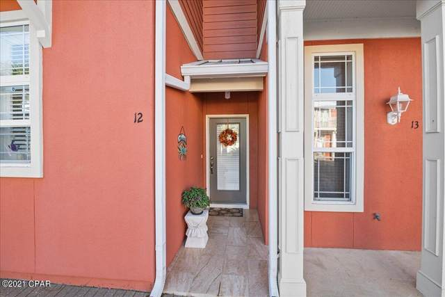 100 Downing Street #12, Panama City Beach, FL 32413 (MLS #717853) :: Counts Real Estate Group