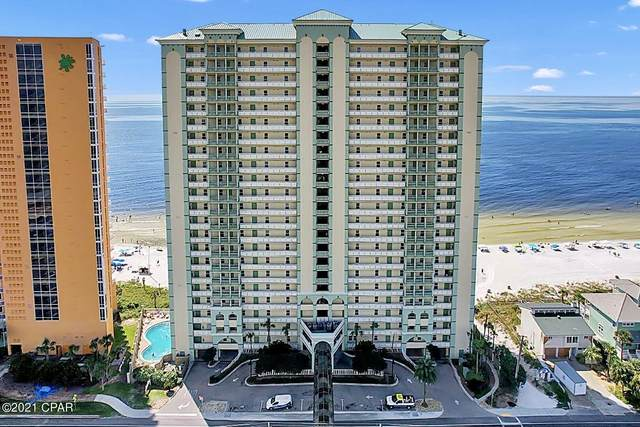 17757 Front Beach Road 908B, Panama City Beach, FL 32413 (MLS #717940) :: Counts Real Estate on 30A