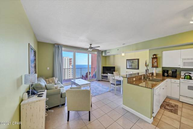 9900 Thomas Drive #2108, Panama City Beach, FL 32408 (MLS #717948) :: Team Jadofsky of Keller Williams Realty Emerald Coast