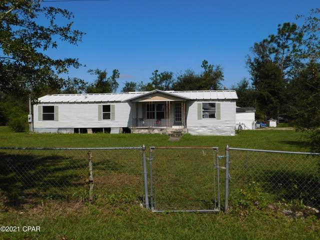 10707 Happyville Road, Youngstown, FL 32466 (MLS #718296) :: Vacasa Real Estate