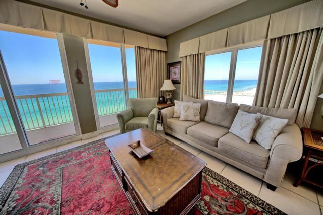 15817 Front Beach Road W-1009, Panama City Beach, FL 32413 (MLS #623765) :: Berkshire Hathaway HomeServices Beach Properties of Florida