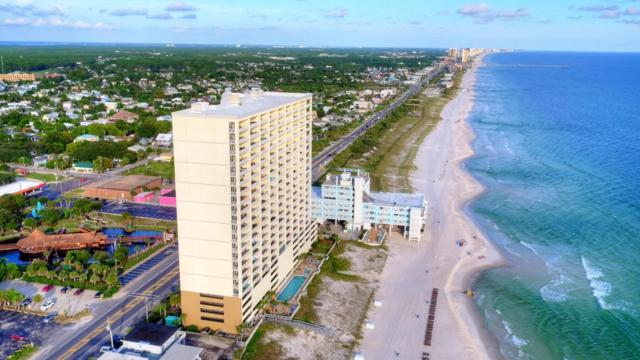 14415 Front Beach #705, Panama City Beach, FL 32413 (MLS #665026) :: ResortQuest Real Estate