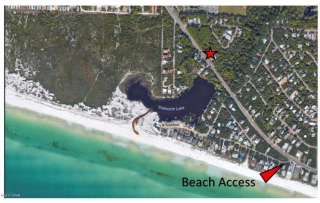 LOT 4 BK J W County Hwy 30A, Santa Rosa Beach, FL 32459 (MLS #665908) :: Scenic Sotheby's International Realty