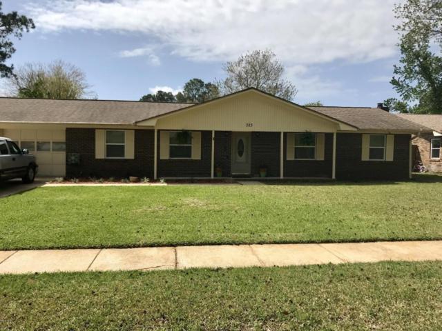 323 Alexander Drive, Lynn Haven, FL 32444 (MLS #667658) :: ResortQuest Real Estate