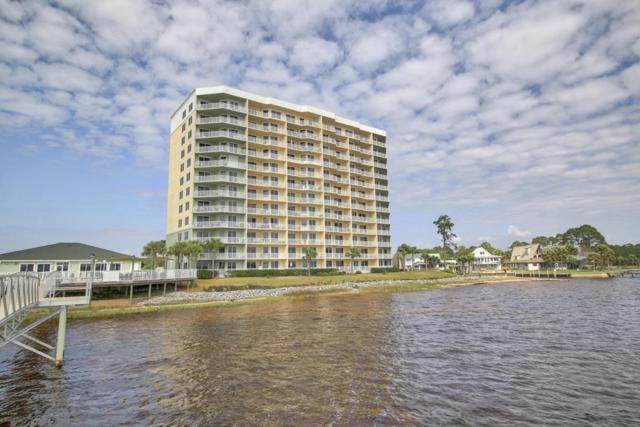 6500 Bridge Water Way Ph-1, Panama City Beach, FL 32407 (MLS #668434) :: Coast Properties